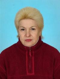 Ольга Григорiвна Федорова : вчитель фізкультури