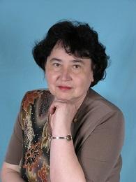 Вiра Вiкторiвна Михайлова : вчитель біології