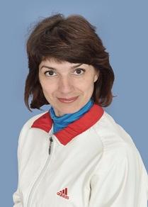 Ірина Володимирiвна Дорошенко : вчитель фізичної культури