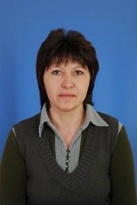 Харенко Тетяна Іванівна : вчитель української мови та літератури