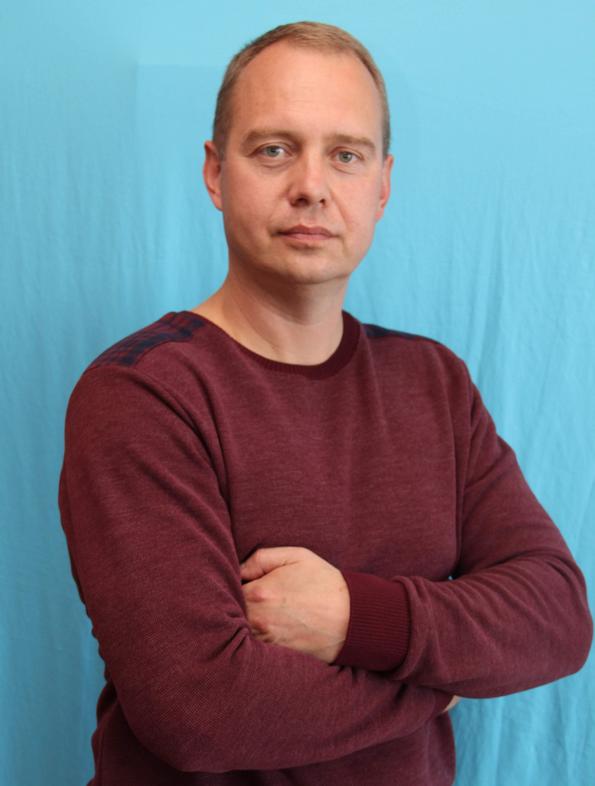 Володимир Іванович Бей : вчитель фізичної культури