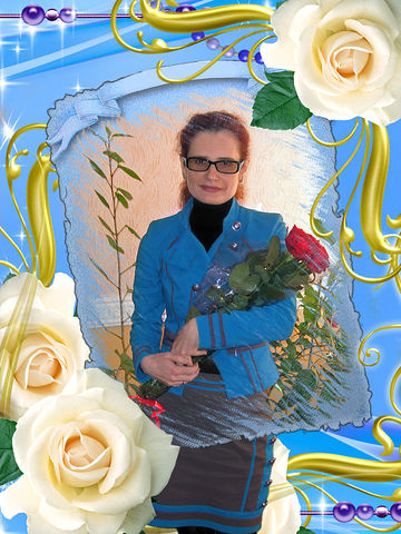 Олена Володимирiвна Параскевич : вчитель початкових класів