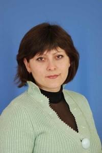 Iрина Iванiвна Теслюк : вчитель початкових класів