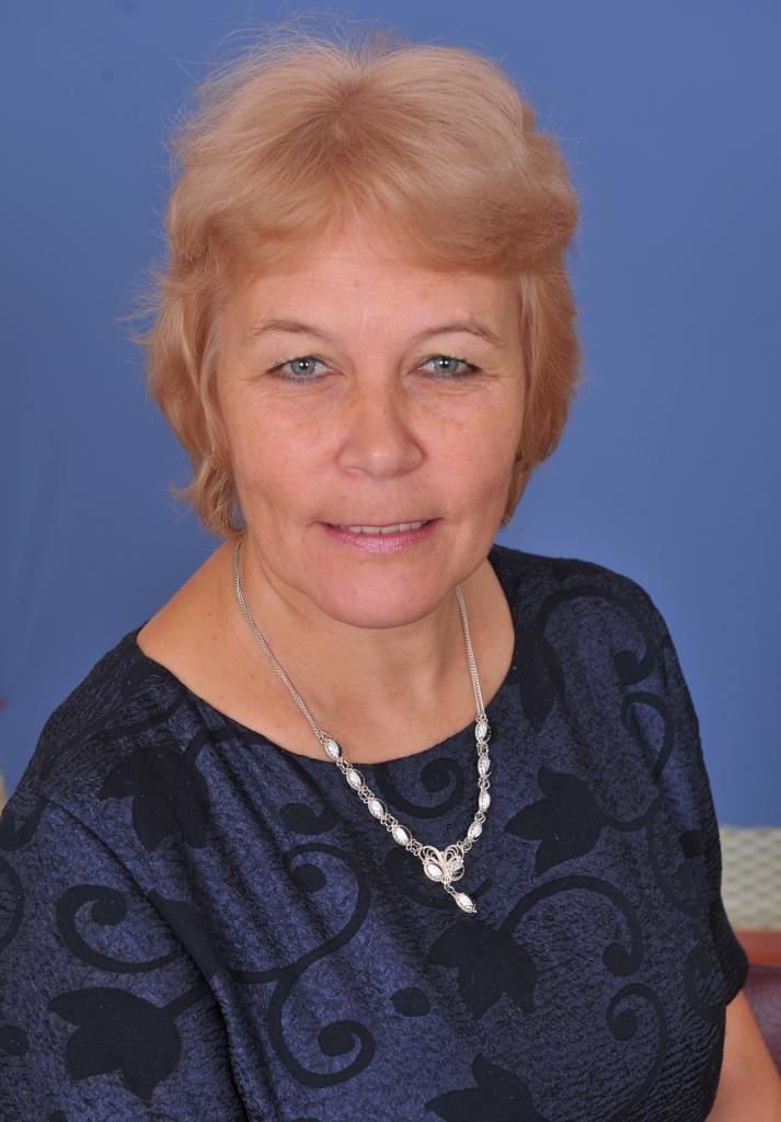 Ольга Володимирiвна Андрiйчишена : вчитель початкових класів