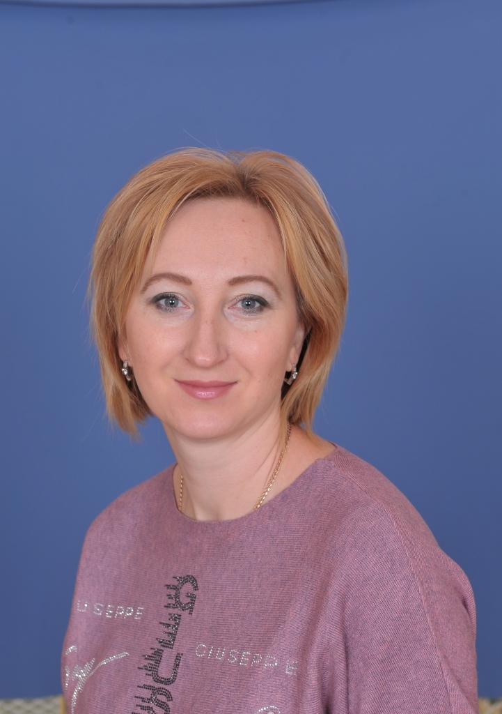Тетяна Миколаївна Калошина : вчитель англійської мови