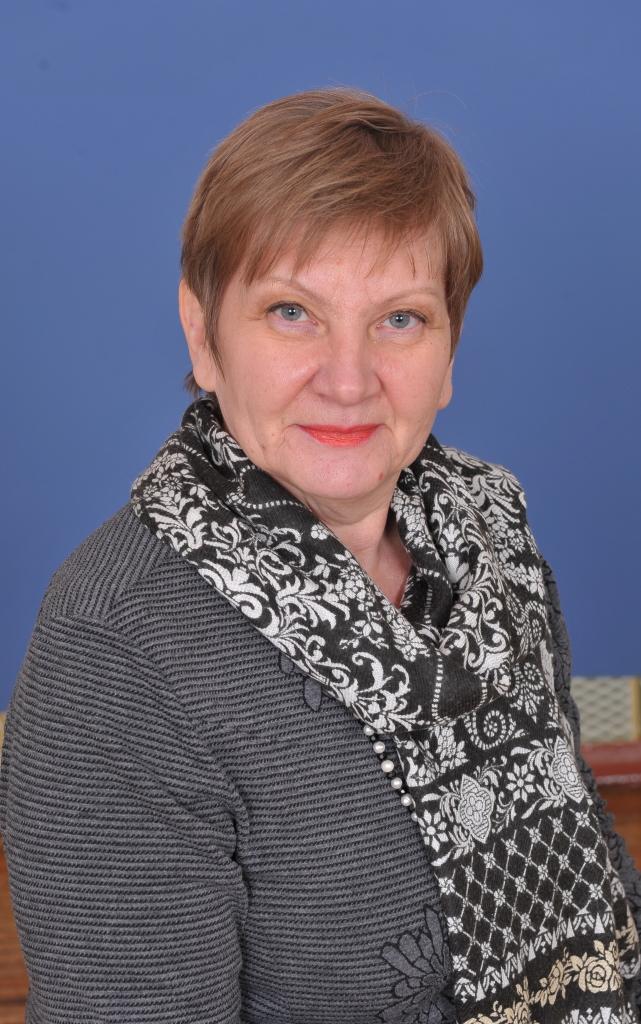 Олена Миколаївна Кокоріна : педагог-організатор