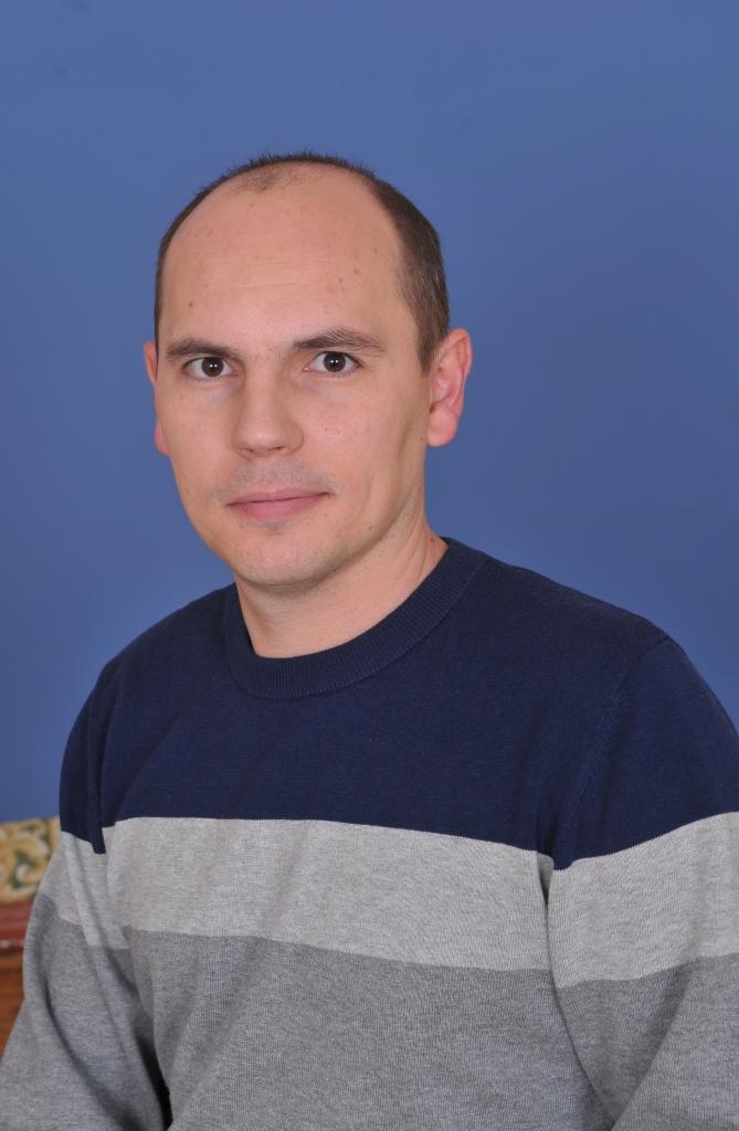Криницин Володимир Олександрович : вчитель інформатики