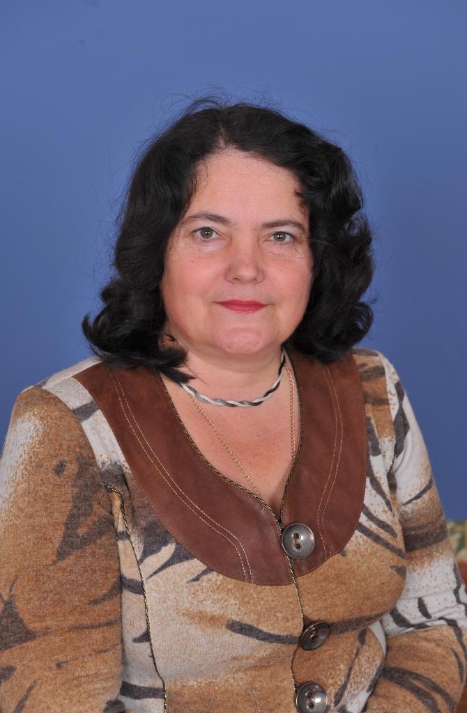 Олена Миколаївна Маямсiна : вчитель англійської мови