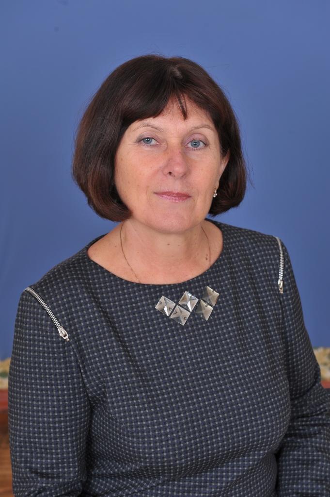 Лариса Василiвна Мiщенко : вчитель початкових класів