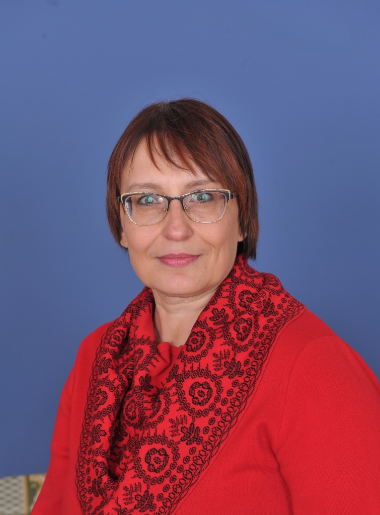 Iрина Вiкторiвна Старова : вчитель історії