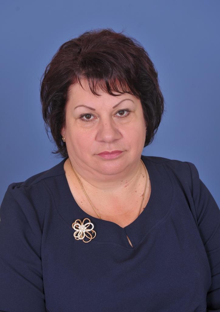 Ольга Іванівна Верезовськая : вчитель початкових класів